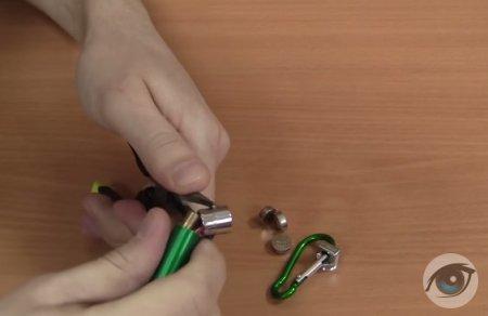 как сделать микроскоп в домашних условиях