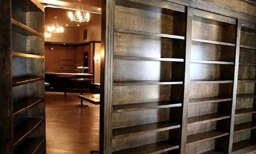 Скрытая тайная комната