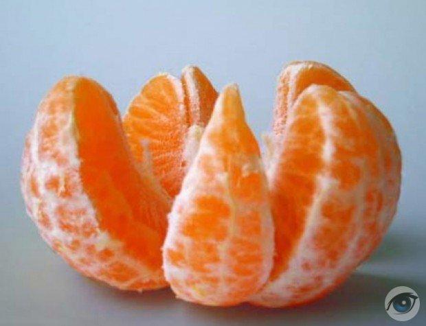 сколько долек в апельсине википедия