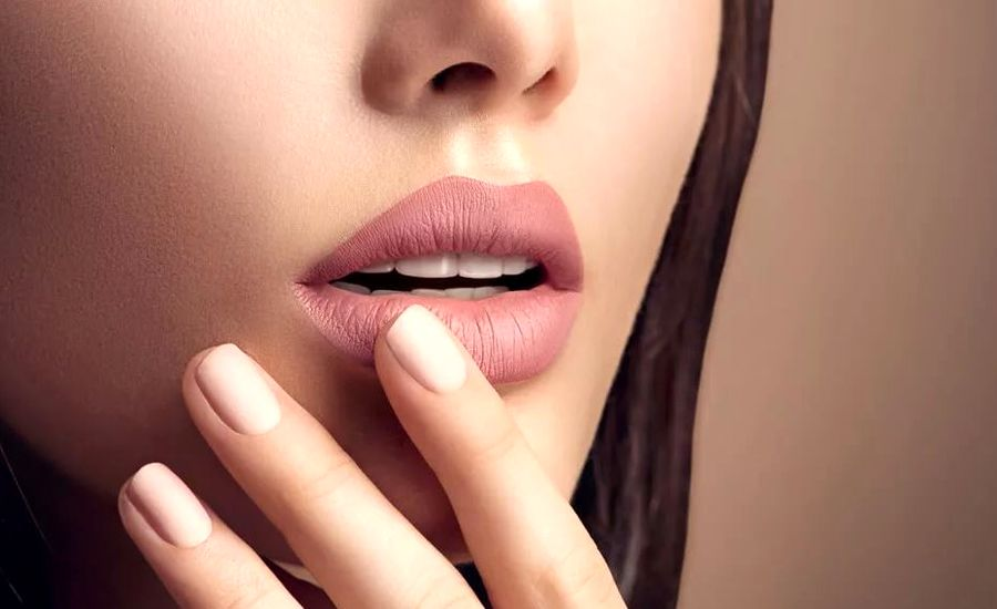 Красивые губы в домашних условиях