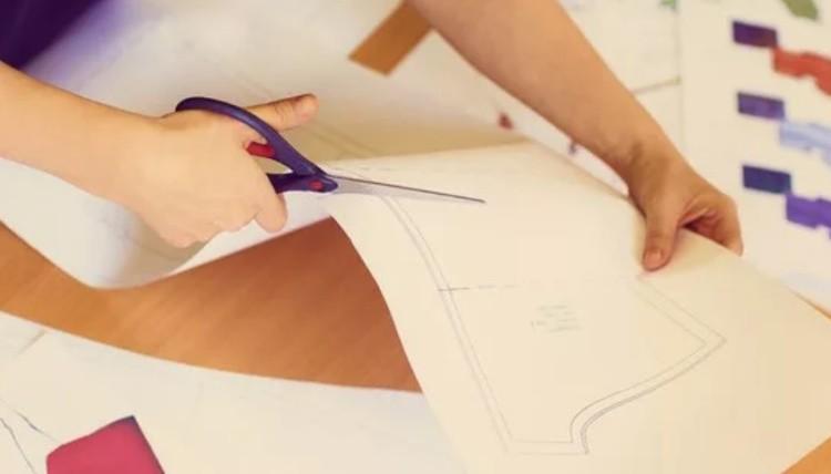 Инструкция по изготовлению выкройки на чехол чемодана