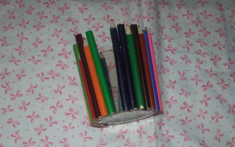 Творческий проект по технологии карандашница