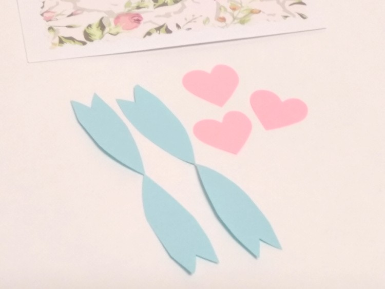 как сделать из бумаги красивую открытку