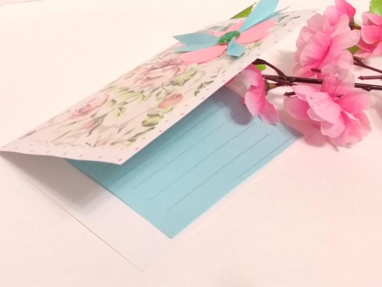 красивые открытки на рождение своими руками
